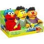 Plaza Sesamo Street Hasbro Elmo Enrie Grover Cookie O Bert