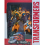 Muñeco Robot Transformers Bumblebee 20cm Hasbro