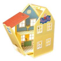 Peppa Pig Casa Deluxe Grande Original!! - Recoleta Local