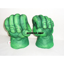 Puño Set De Puños Gigante De Increible Hulk Izquierdo Y Dere