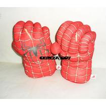 Puño Set De Puños Gigante De Spiderman Derecho E Izquierdo