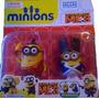 Tienda De Regalos: Juguete Niños Blister 2 Minions Pelicula