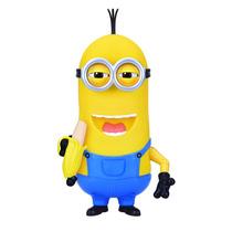 Muñeco Minion Kevin Come Banana Con Licencia Original