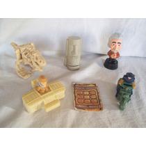 Lote De 5 Muñecos De Una Noche En El Museo 2 - Mc Donald