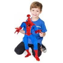 Figura Gigante De Spiderman Los Vengadores Avengers 55 Cms