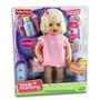 Fisher Price Little Mommy Bebita Estornudos Bunny Toys