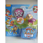 Personajes Paw Patrol Cachorros Patrulla Rocky Skie Chase