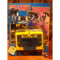 Transformers - Changer Robot - Industria Argentina Vintage