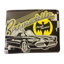 Billeteras De Batman Mas Llavero !!! Originales !!!