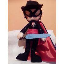 Muñeco De El Zorro De 60cm De Alto
