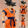 Son Goku D.o.d Dimension Of Dragonball Z 21 Cm Con Ropa Tela