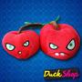 Muñeco De Peluche Plantas Vs Zombies - Cherry Bomb