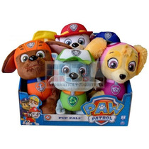 Paw Patrol Peluches Idem Tv Original Nickelodeon Lavables !!