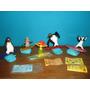 Reyes De Las Olas Lote 5 Muñecos Con Accesorios Mac Donald´s