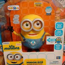 Minions Movie 8 Inch Talking Bob Toysrus Exclusive
