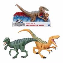 Dinosaurio Velociraptor Jurassic World Hasbro - Mundo Manias