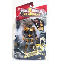Power Rangers Samirai Gold En Blister