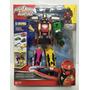 Power Rangers Deluxe Megazord Tuni 38095