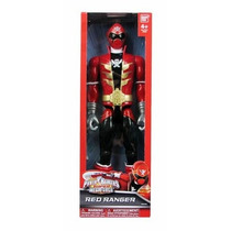 Power Ranger Super Mega Force Muñeco Art. 30 Cnt. Red Ranger