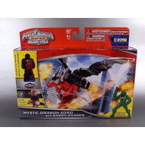 Power Rangers Megaforce Místico Dragón Zord La Horqueta