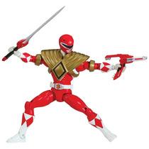 Power Rangers Megaforce Red Ranger Jugueteria El Pehuén
