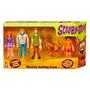 Scooby Doo Set Con 5 Personajes Shaggy Fred Daphne Velma