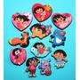 Dora La Exploradora Jibbitz & Pins Para Crocs. Usa 4 X $50