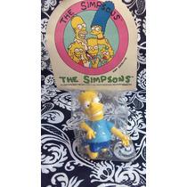 Muñeco Simpson Bart Simpson Industria Argentina Nuevo