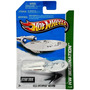Star Trek Uss Enterprise Ncc-1701 Hot Wheels 60/250 2013