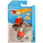 Snoopy Auto Hot Wheels Peanuts 88/250 2014 Juguete Original