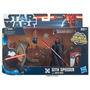 Star Wars Sith Speeder + Darth Maul - Original Hasbro