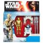 Lego Starwars 3cpo Y R2 D2