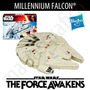 Star Wars The Force Awakens Millennium Falcon 25cm