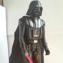 Darth Vader 30cm Star Wars Muñeco Hasbro Original En Caja