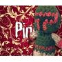 Amigurumi Muñeco Boba Fett Star Wars Pinito.crochet