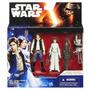 Muñecos Star Wars - Han Solo - Princess Leia
