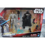 Hero Mashers Star Wars Luke Skywalker Vs Darth Vader Hasbro