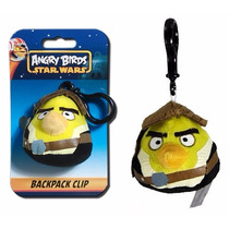 Han Solo Llavero Angry Birds Star Wars Peluches Wabro Filsur