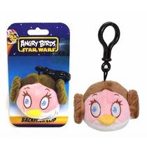 Princesa Leia Llaveros Angry Birds Star Wars Peluches Wabro