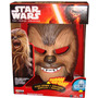 Mascara Electronica Chewbacca Star Wars - Minijuegosnet