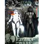 Star Wars 2 Muñecos En Blister .stomtrooper Y Darth Vader