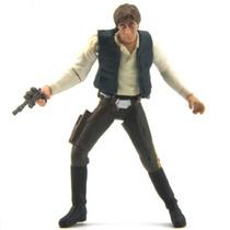 Star Wars - Han Solo - Tpotj 2002 Hasbro Loose