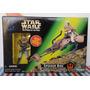 Star Wars Potf Speeder Bike Con Princess Leia Kenner 1997