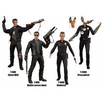 Terminator 2 Neca - Varios Modelos - Envio Gratis Cap Fed!