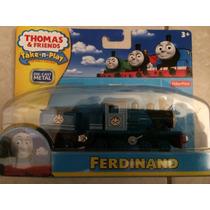 Tren Ferdinand Metalico. Thomas&friends Fisher Price