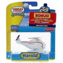 Tren Harold Metalico. Thomas&friends Fisher Price