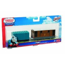 Tren Toby Trackmaster A Pila. Thomas&friends Fisher Price