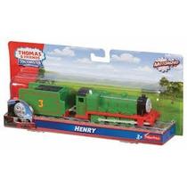 Tren Henry Trackmaster A Pila. Thomas&friends Fisherprice