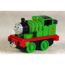 Thomas Y Sus Amigos & Friends Tren Percy 100% Original Metal