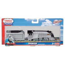 Tren Spencer Trackmaster A Pila. Thomas&friends Fisher Price